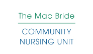 The Mac Bride - COMMUNITY NURSING UNIT