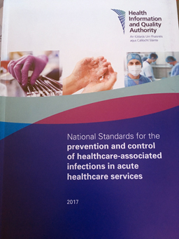 National Standards For The Prevention and Control Of Healthcare-Associated Infections In Acute Healthcare Services