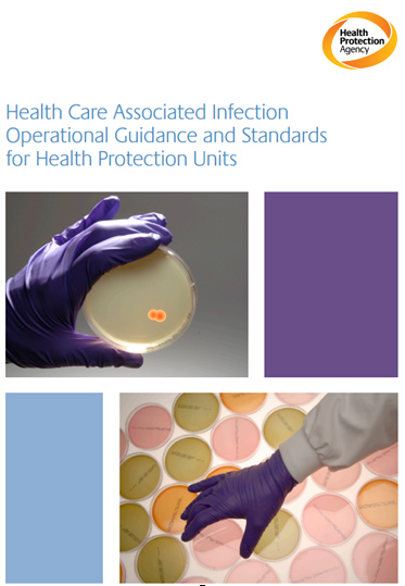 Healthcare Associated Infection Operational Guidance And Standards For Health Protection Units